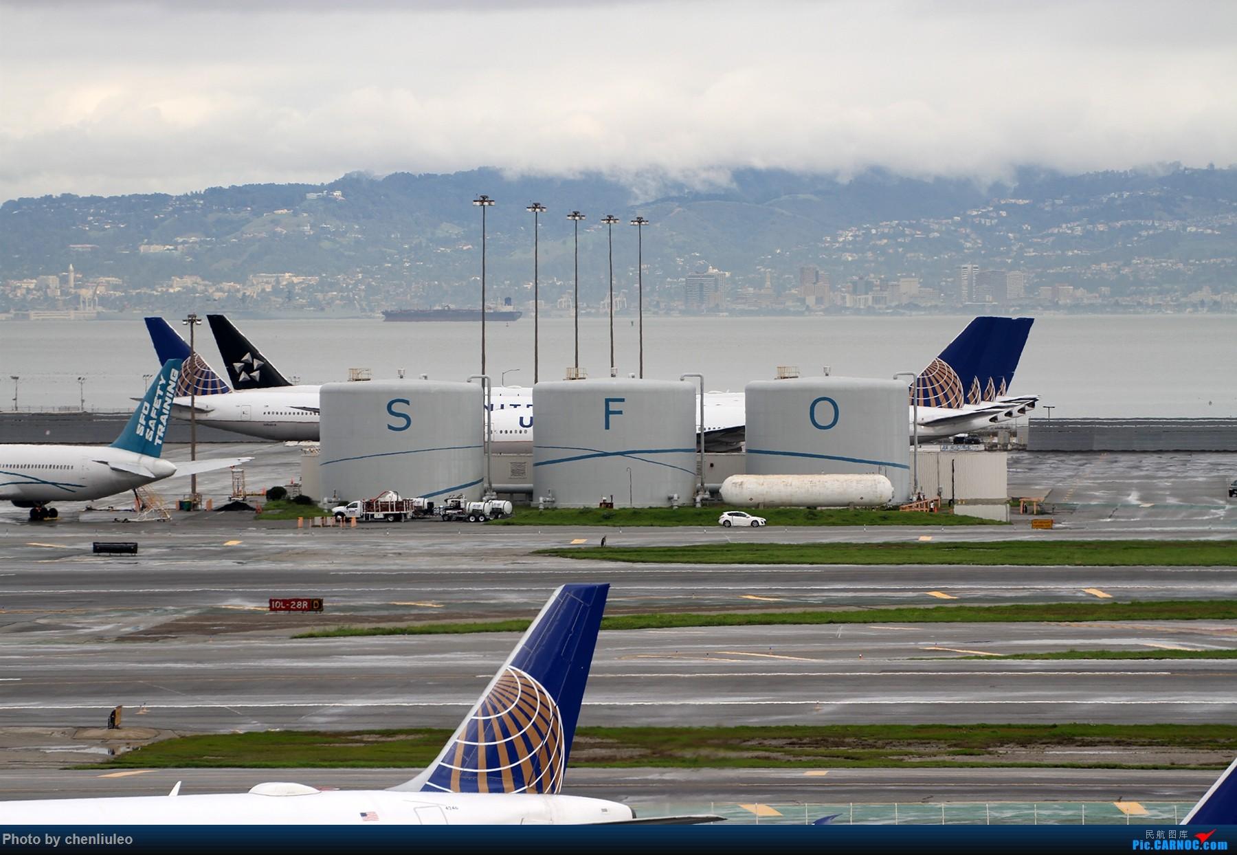 Re:[原创]【杭州飞友会】美国联合航空旧金山直飞杭州初体验 一切都很UA AIRBUS A321-231 N107NN 美国旧金山机场 美国旧金山机场