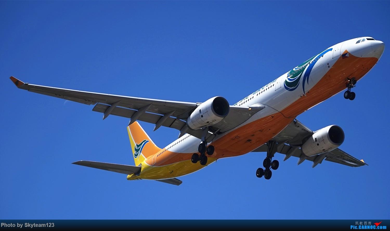 Re:[原创]悉尼25跑道头拍机,天好机也好。关键词新航744,宿雾333,酷航789 AIRBUS A330-300  澳大利亚悉尼金斯福德·史密斯机场