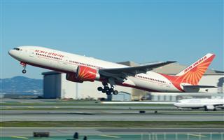 【SFO】印度航空 Boeing 777-200LR VT-ALH