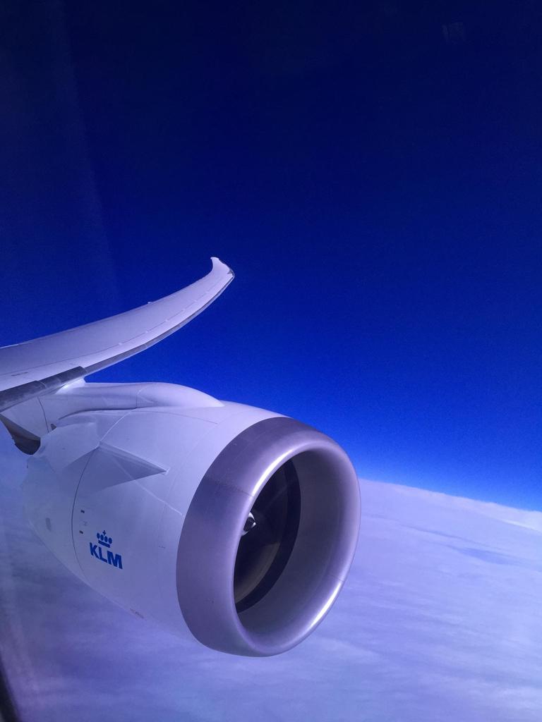 [原创][CCFA]KLM 789成都往返欧洲经济优选+商务    中国成都双流国际机场