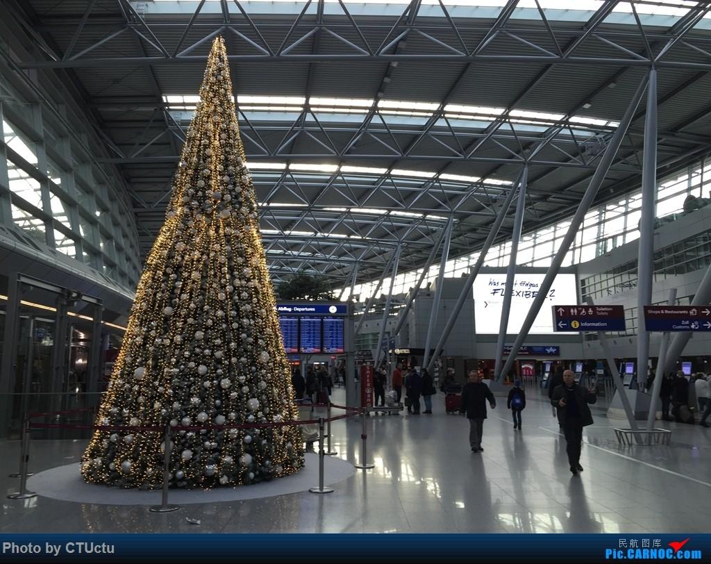 Re:[原创][CCFA]KLM 789成都往返欧洲经济优选+商务    德国杜塞尔多夫机场