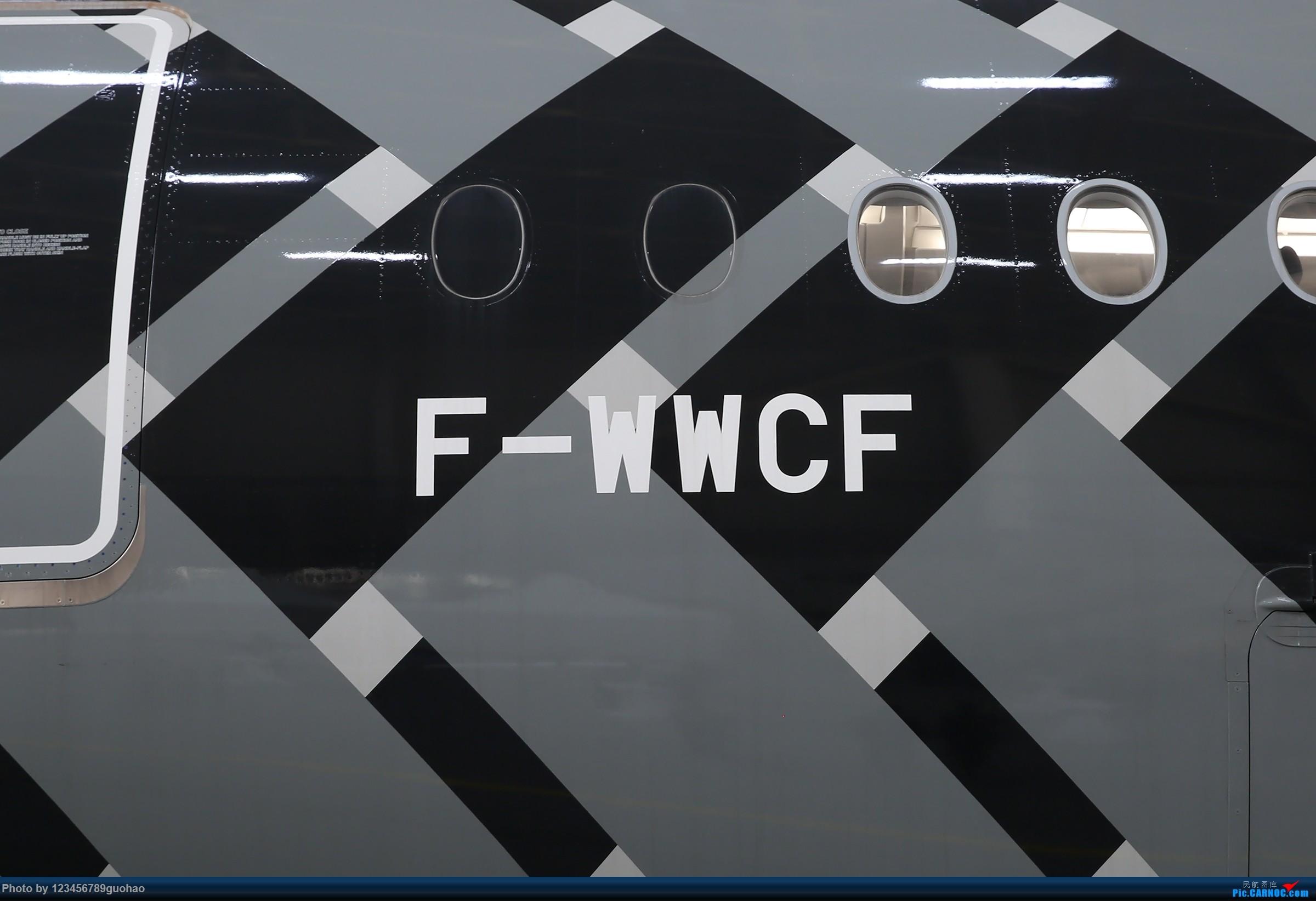 Re:[原创]F-WWCF AIRBUS A350-900 F-WWCF 北京首都国际机场