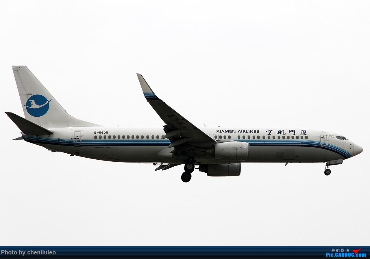 Re:[原创]【杭州飞友会】平安夜前HGH随拍 BOEING 737-800 B-5605 中国杭州萧山国际机场