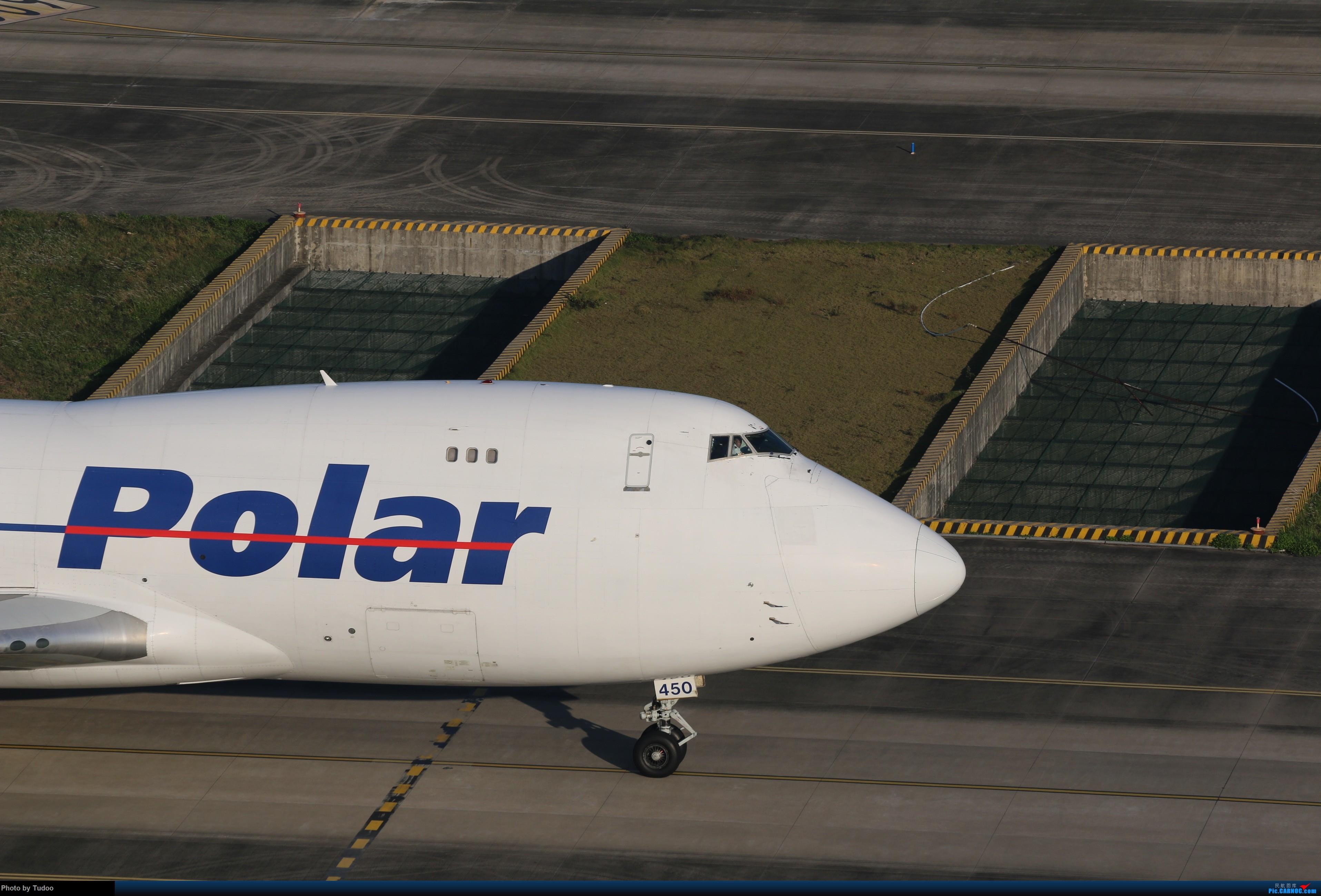 Re:极地航空货运 744F BOEING 747-400 F N450PA 深圳