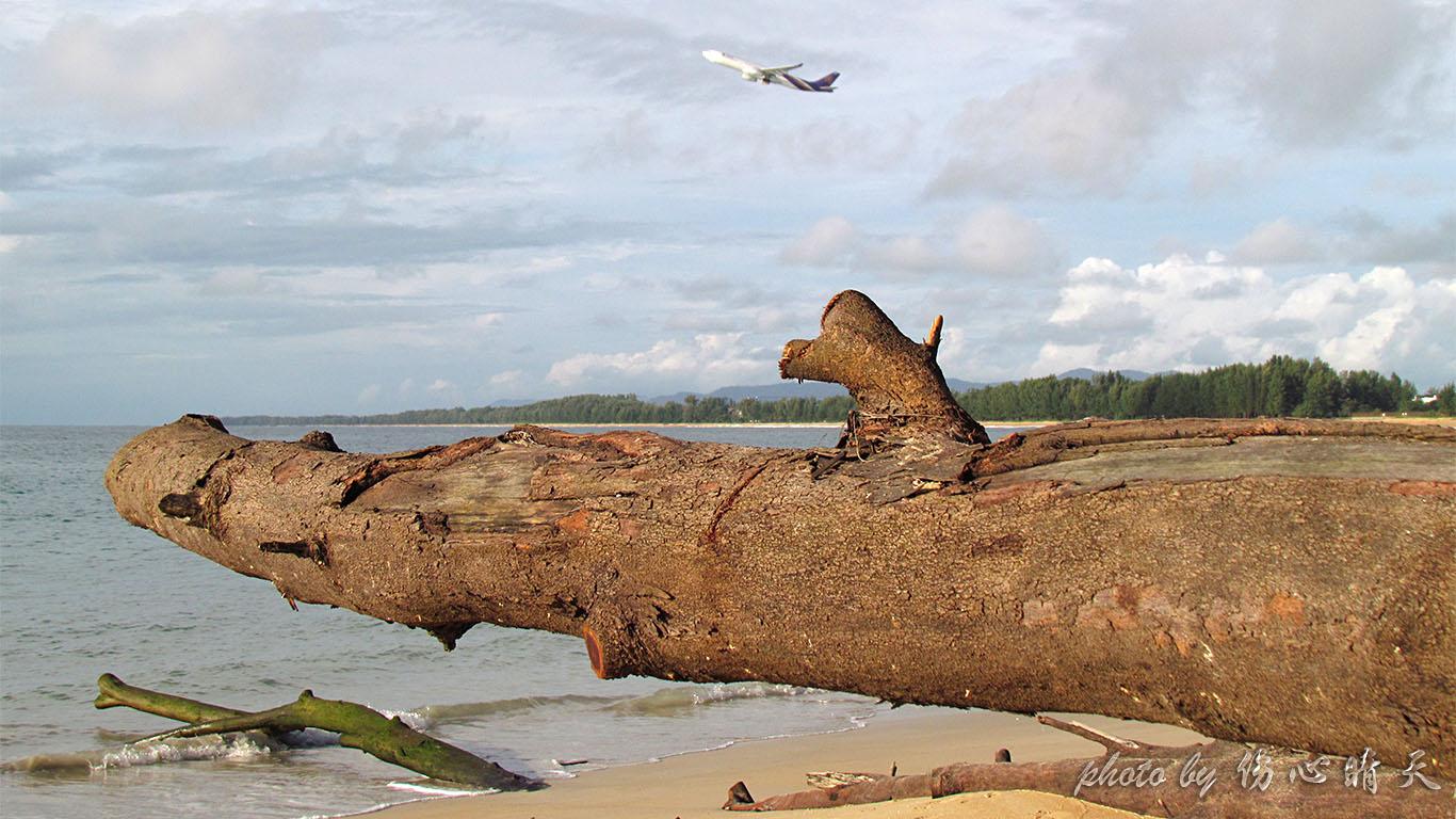 [原创]【晴天游记】飞友的游记总是以飞行为主~一个人的旅行,说走就走的普吉岛,只是为了蹭住,只是为飞而飞。
