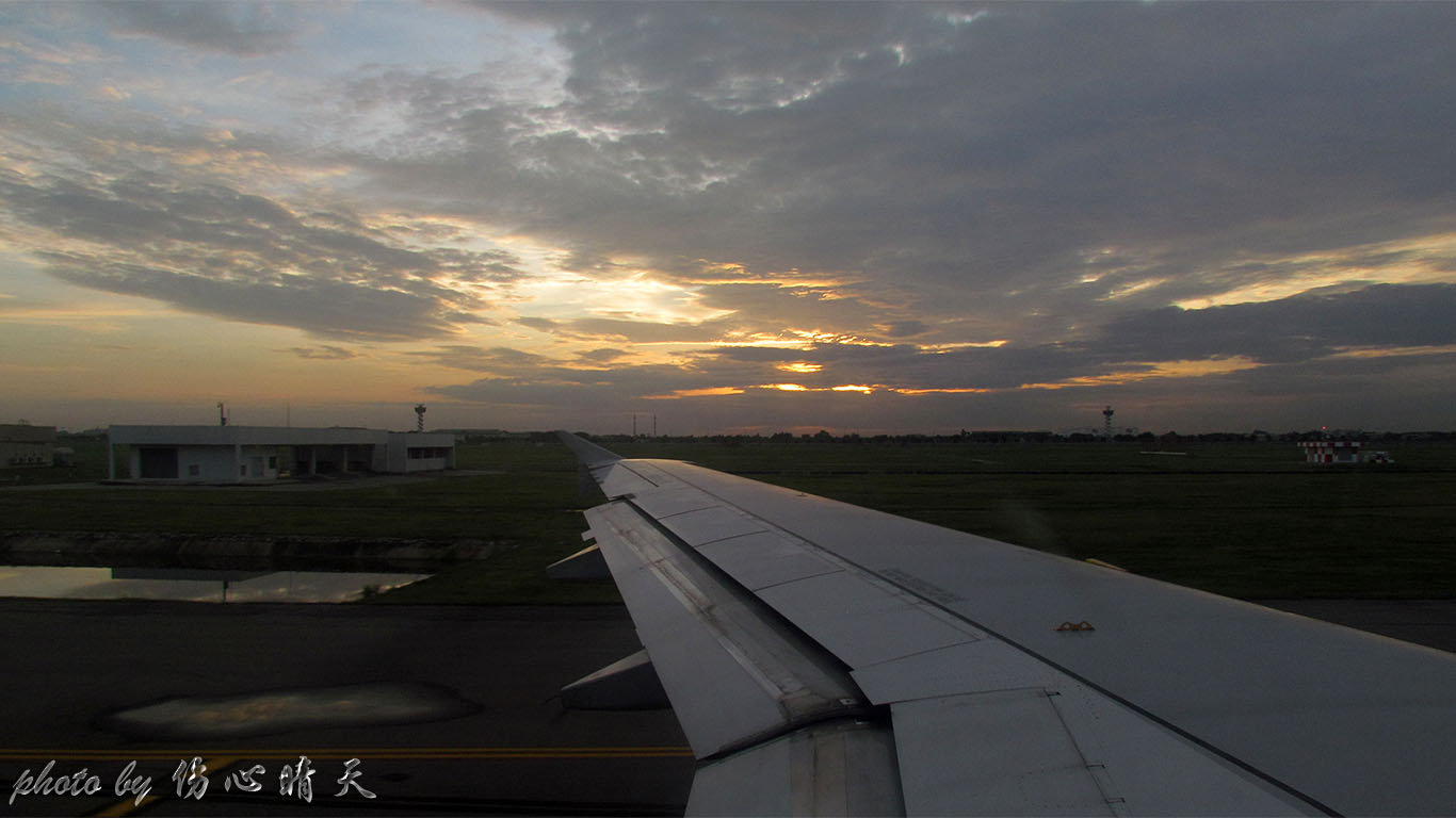 Re:[原创]【晴天游记】飞友的游记总是以飞行为主~一个人的旅行,说走就走的普吉岛,只是为了蹭住,只是为飞而飞。