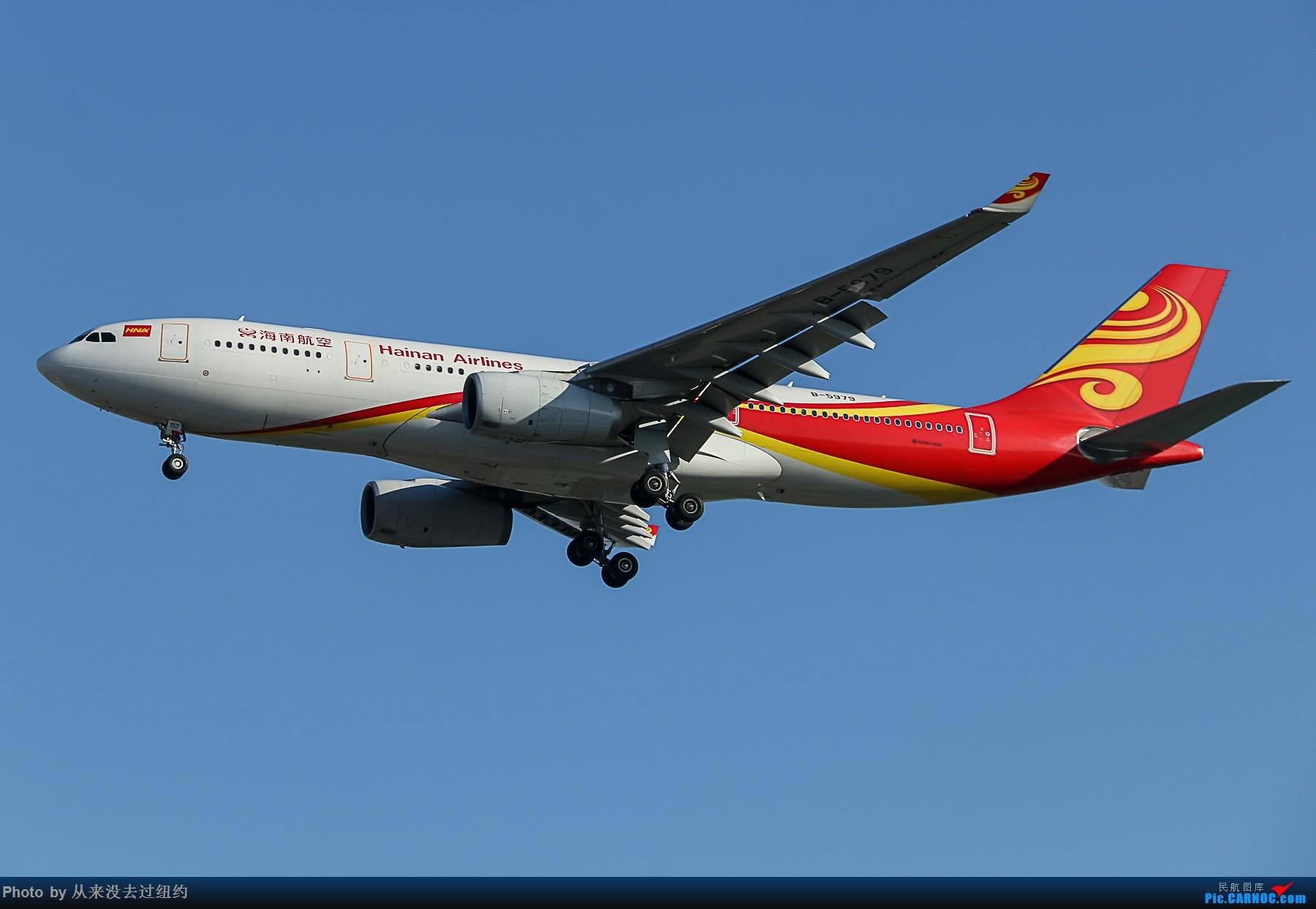 [原创]一图党 海南332 AIRBUS A330-200 B-5979 中国北京首都国际机场
