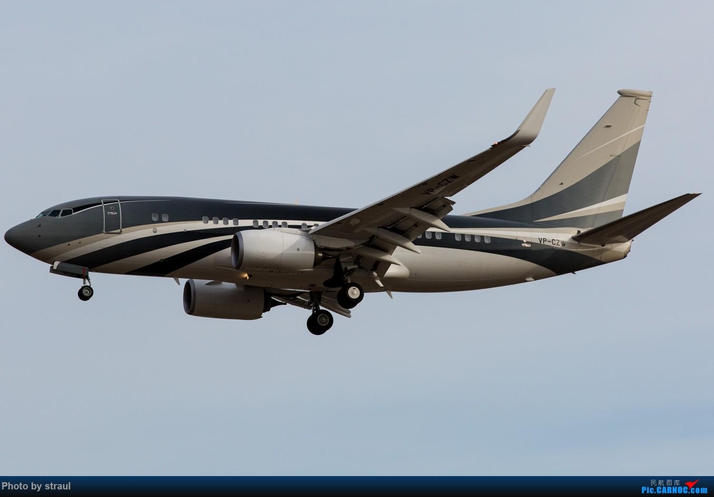 Re:[原创]「多图多机」近两日 BOEING BBJ VP-CZW 中国北京首都国际机场