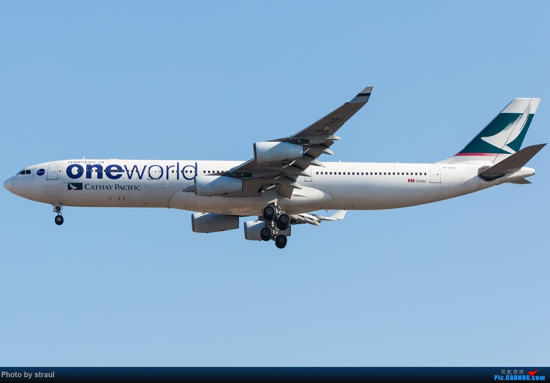 Re:[原创]「多图多机」近两日 AIRBUS A340-300 B-HXG 中国北京首都国际机场