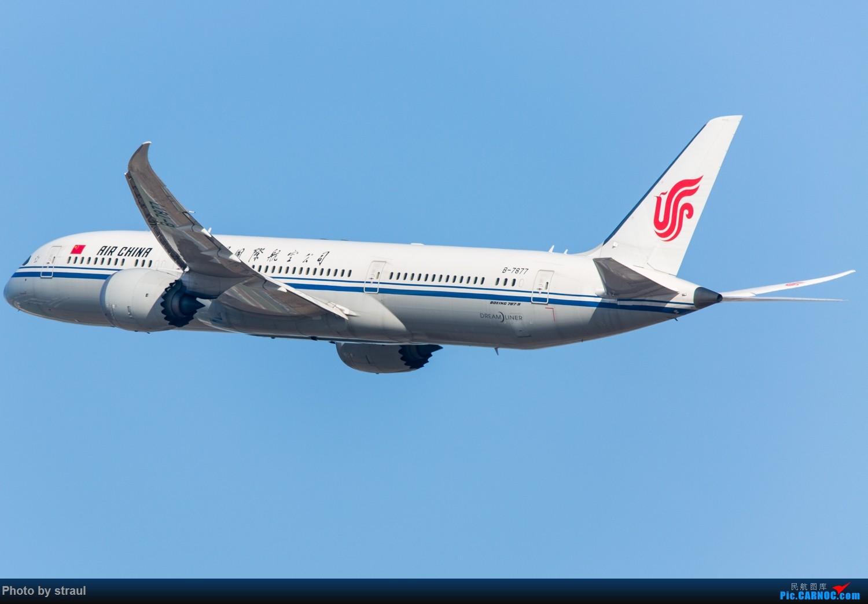 Re:[原创]「多图多机」近两日 BOEING 787-9 B-7877 中国北京首都国际机场