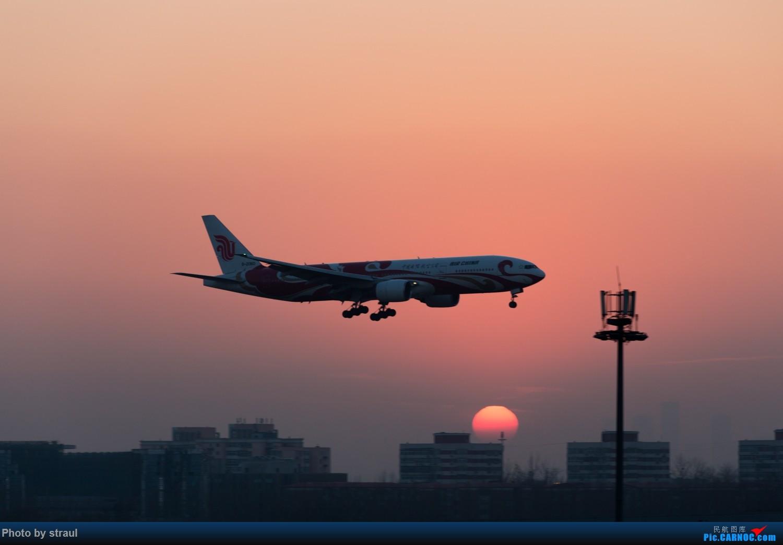 Re:[原创]「多图多机」近两日 BOEING 777-200 B-2060 中国北京首都国际机场
