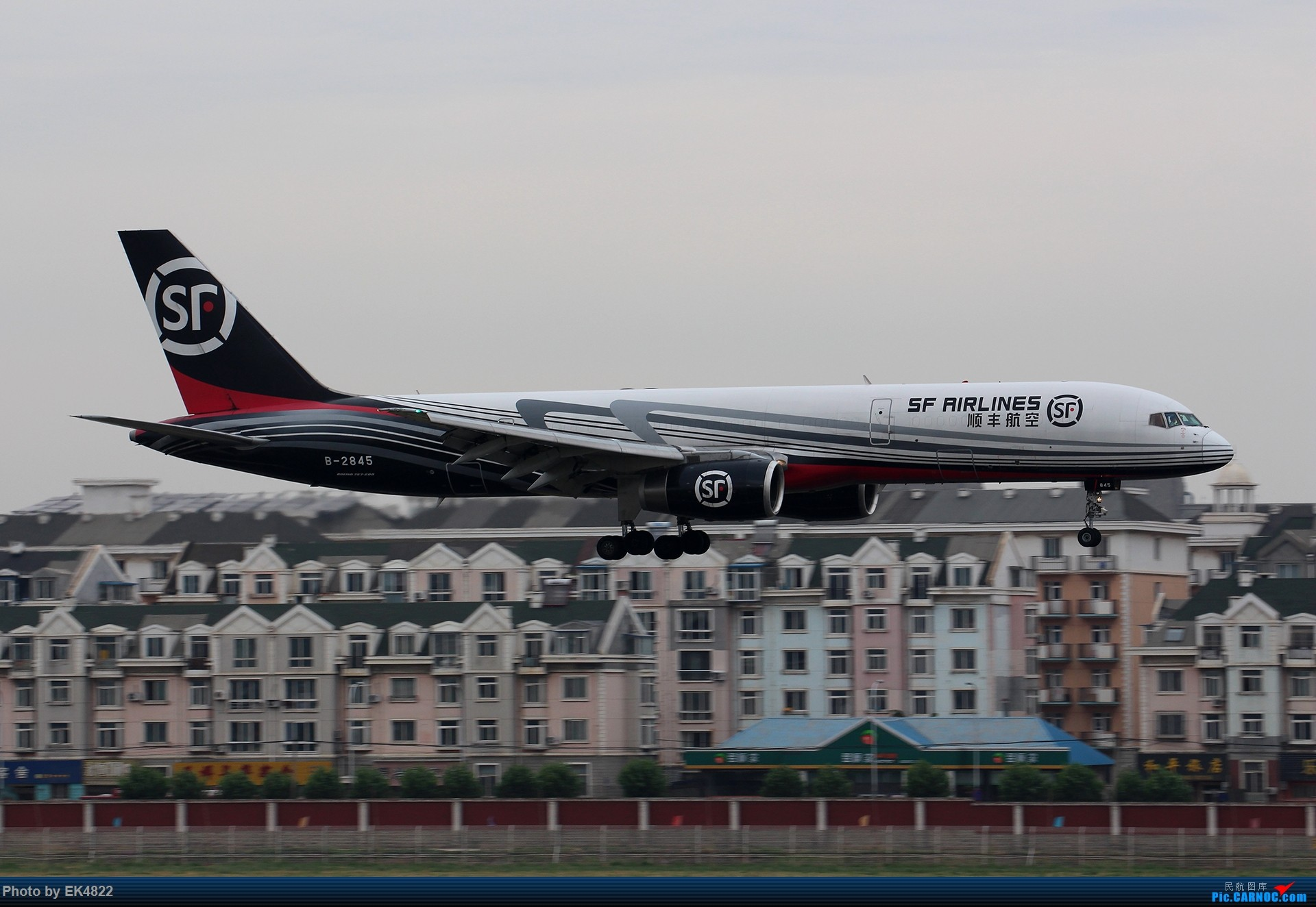 Re:[原创][ZYTL] 2016 从737到787 BOEING 757-200F B-2845 大连周水子国际机场