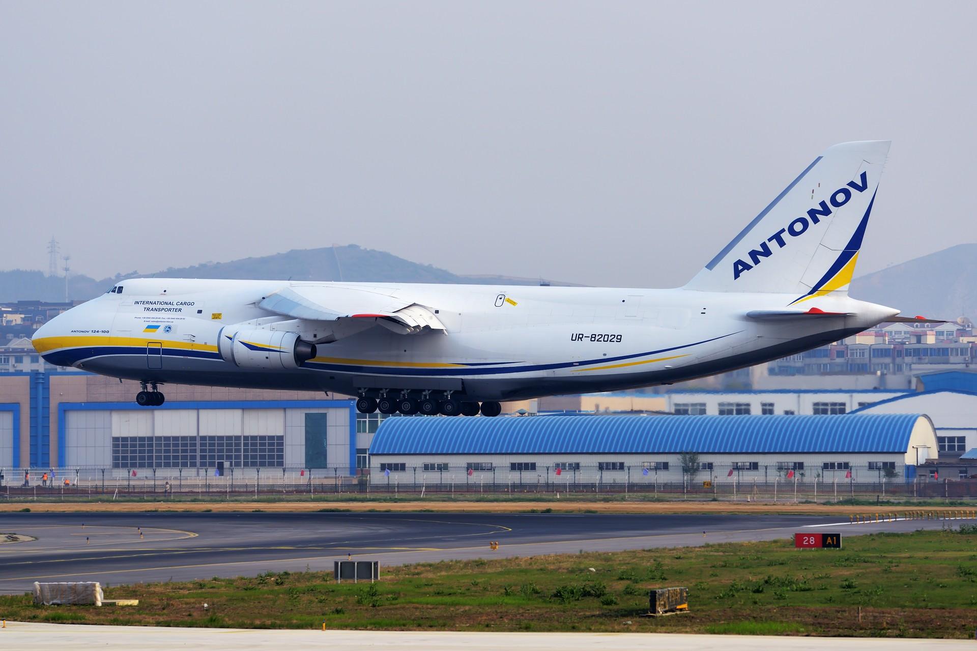 Re:[原创]★[DLC]2016年终总结(持续更新中)★ ANTONOV AN-124 UR-82029 中国大连国际机场