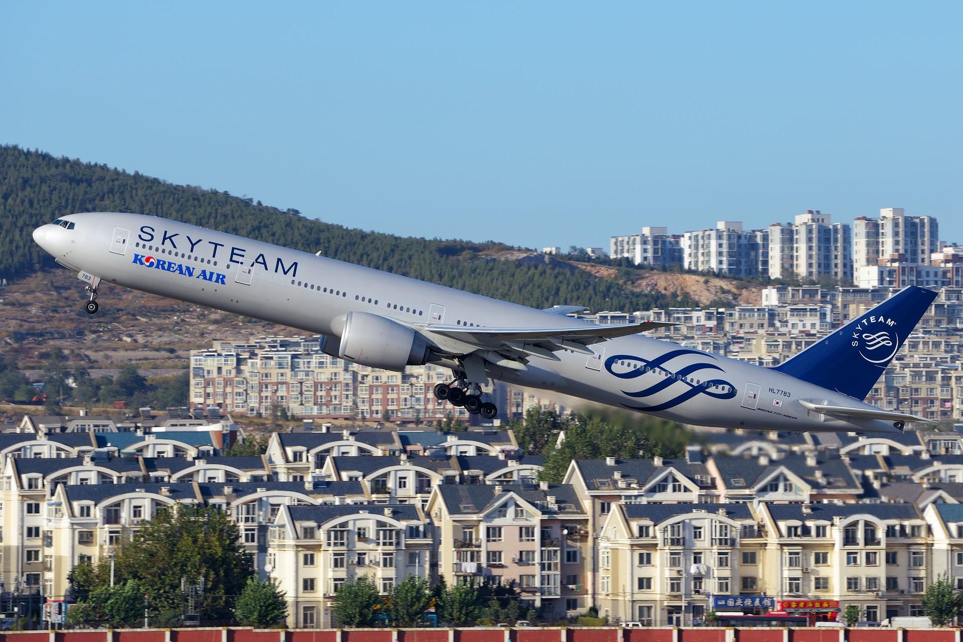 Re:[原创]★[DLC]2016年终总结(持续更新中)★ BOEING 777-300ER HL7783 中国大连国际机场