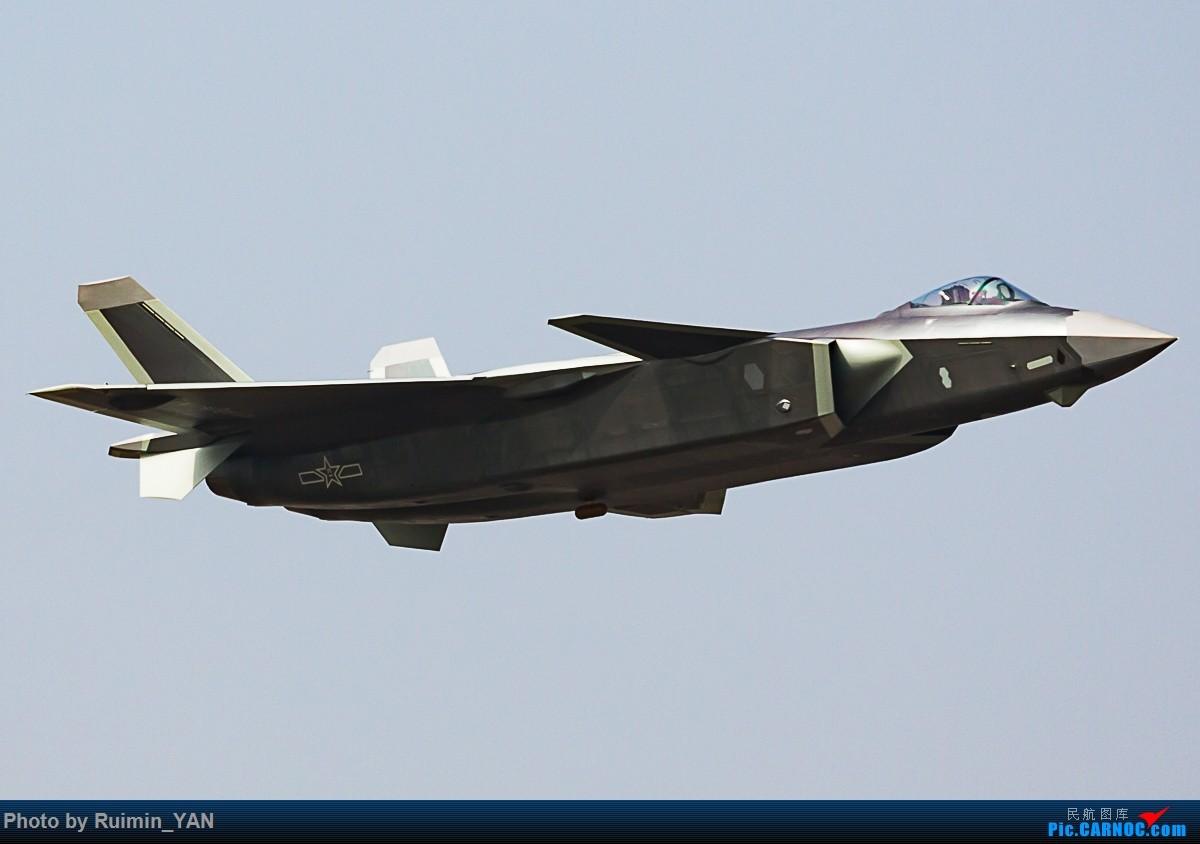 [原创]【珠海航展】【ZUH】中国空军(PLAAF)成都 歼-20(Chengdu J-20) CHENGDU J-20  中国珠海金湾机场