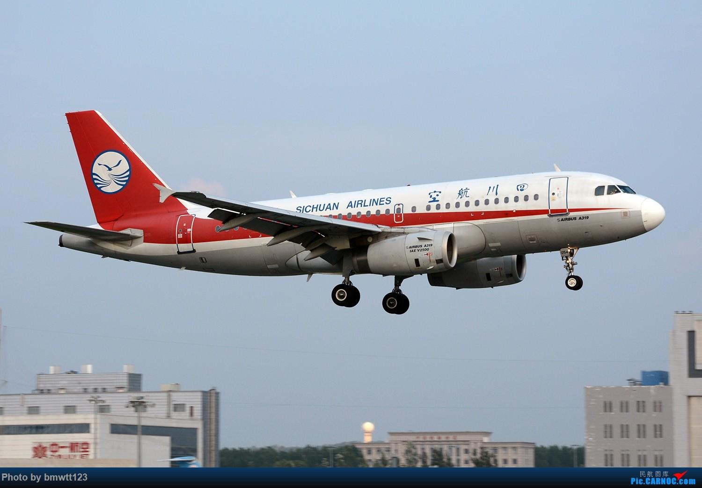 Re:Re:[原创]【SHE沈阳】川农机队在东北!332+321+320+319 AIRBUS A319-100 B-6054 中国沈阳桃仙国际机场