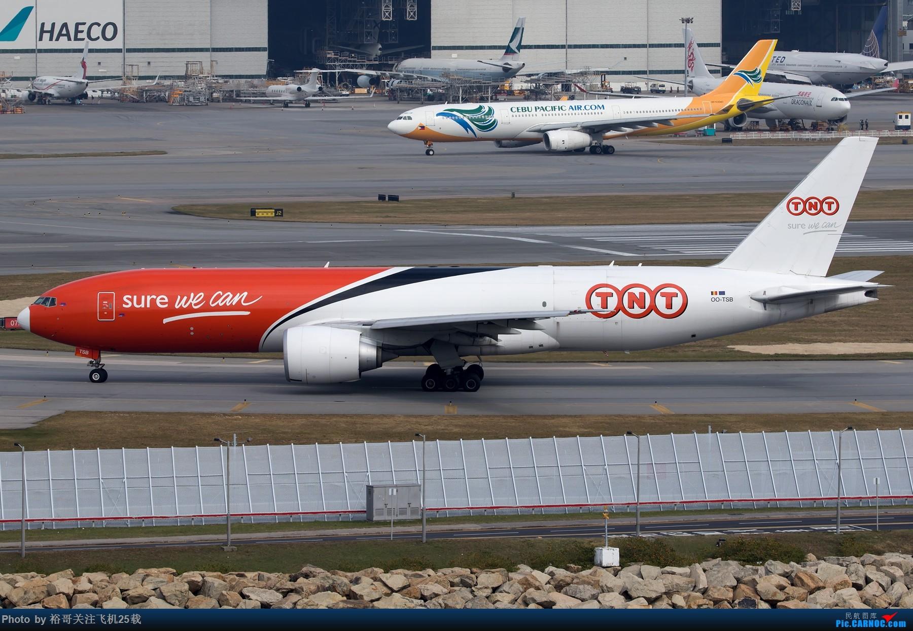 Re:[原创](南昌飞友会)吃辣椒拍机之旅 BOEING 777 OO-TSB 中国香港国际机场