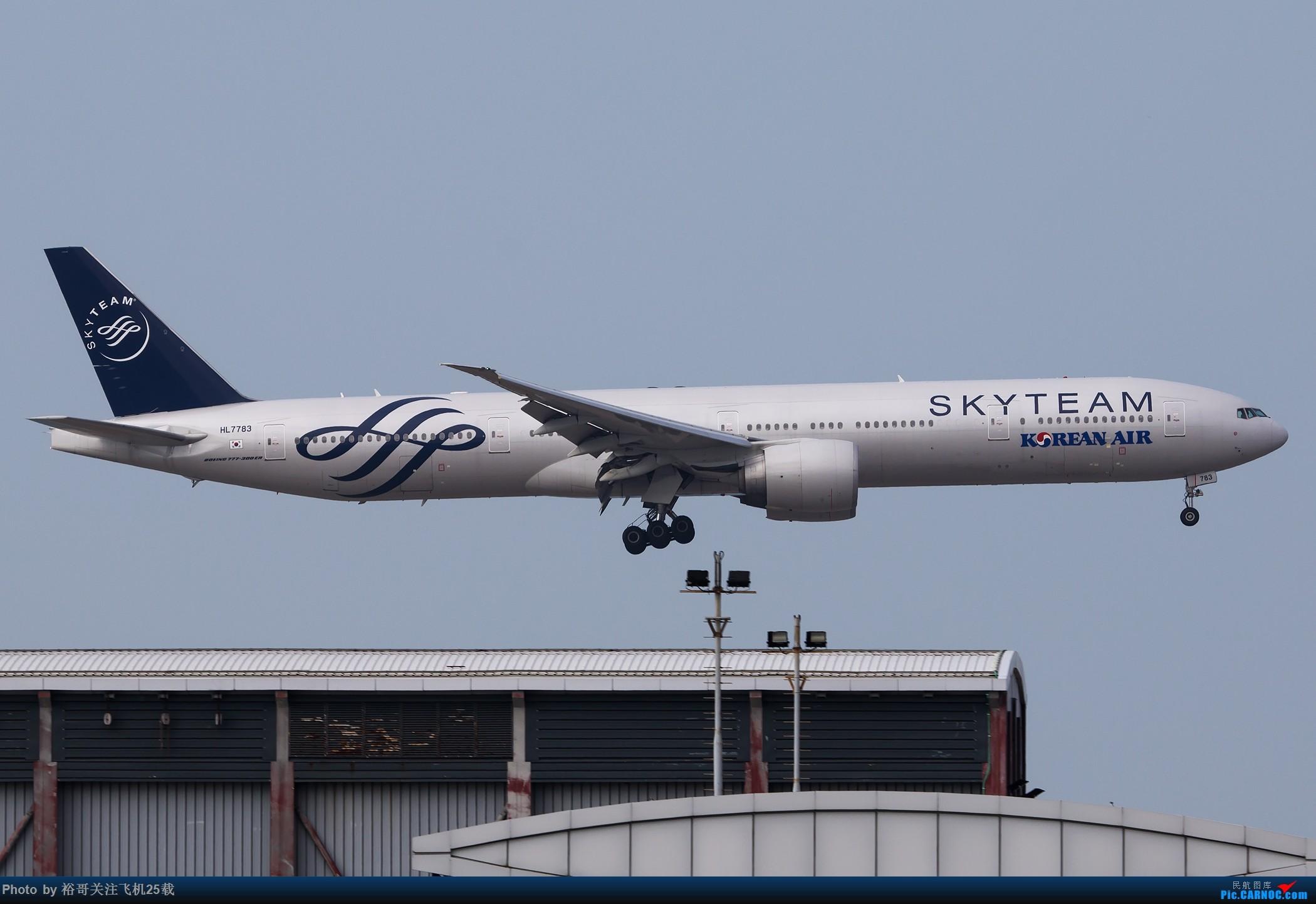 Re:[原创](南昌飞友会)吃辣椒拍机之旅 BOEING 777-300ER HL7783 中国香港国际机场