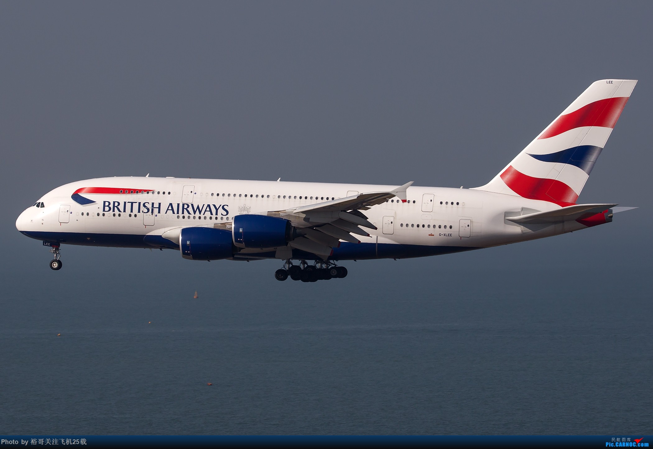 Re:[原创](南昌飞友会)吃辣椒拍机之旅 AIRBUS A380-800 G-LXEE 中国香港国际机场