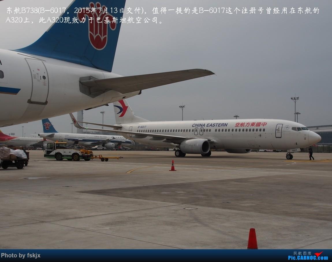 【fskjx的飞行游记☆40】再度启程·长沙·奥克兰·惠灵顿 BOEING 737-800 B-6017 中国广州白云国际机场