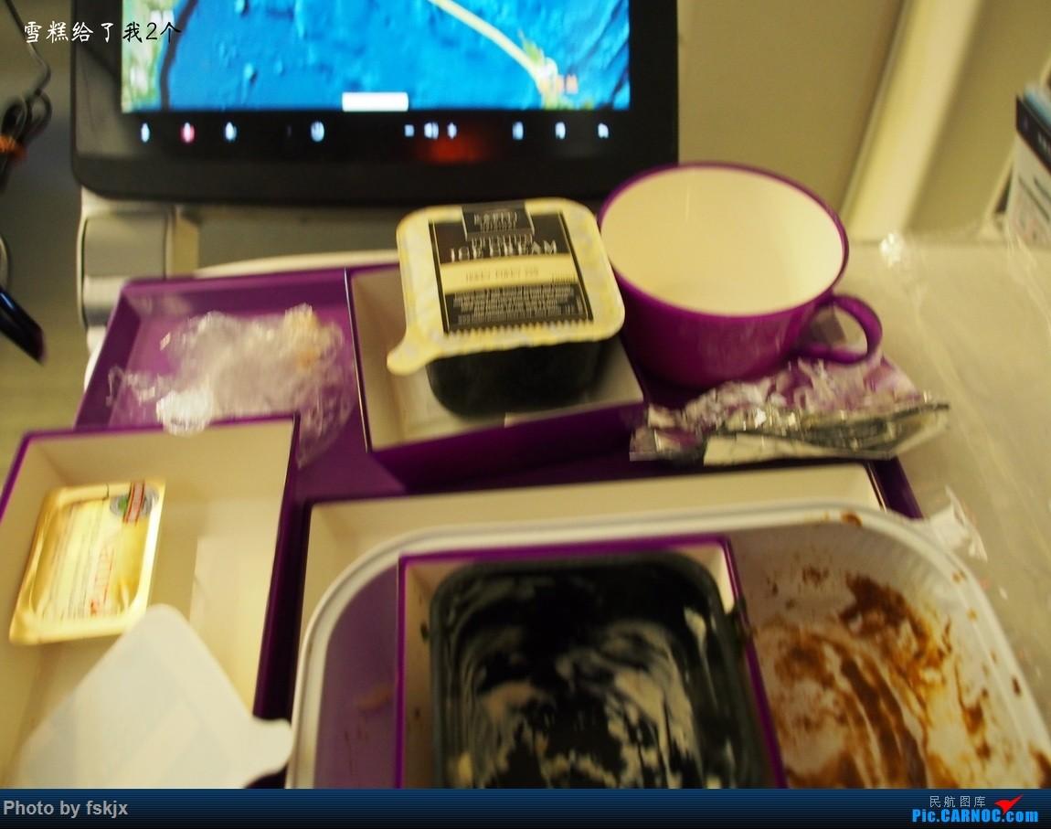 【fskjx的飞行游记☆40】再度启程·长沙·奥克兰·惠灵顿 BOEING 777-300ER B-2008