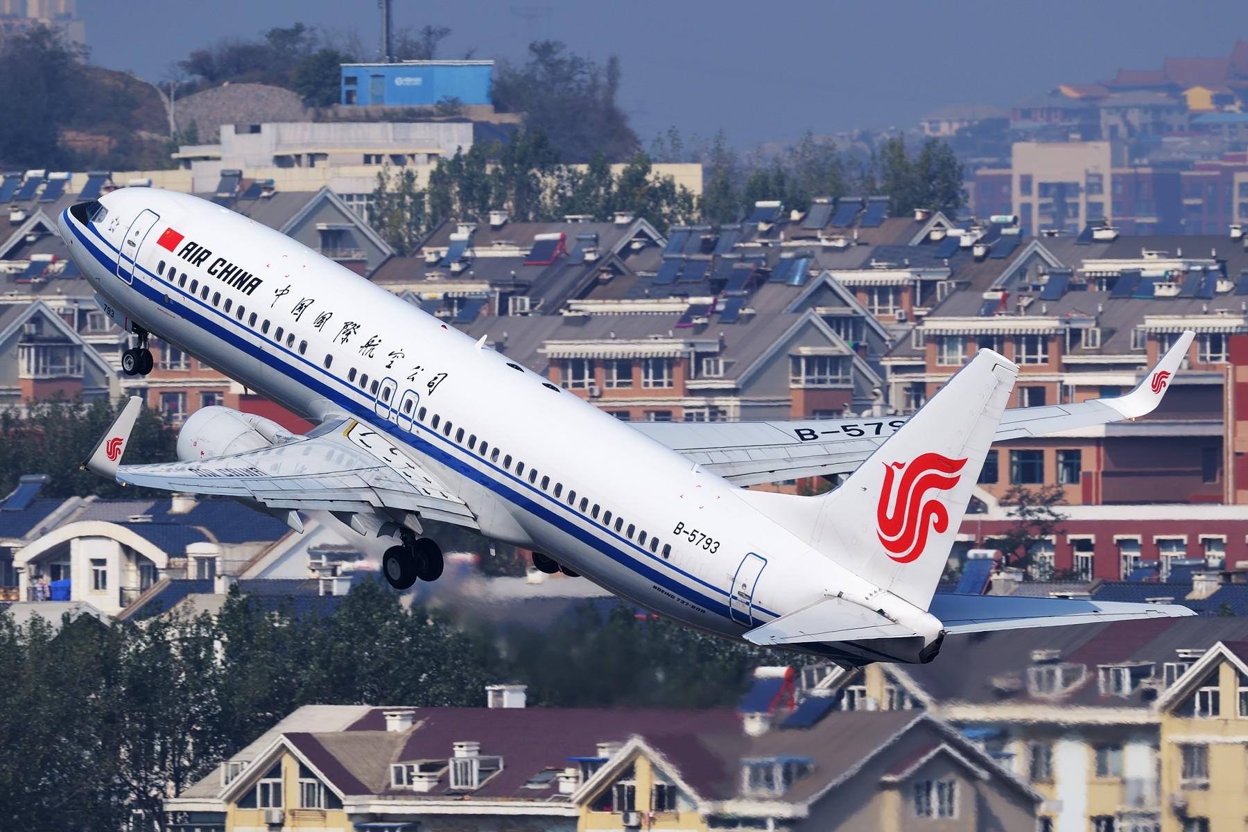 Re:[原创]★[DLC]2016年终总结(持续更新中)★ BOEING 737-800 B-5793 中国大连国际机场