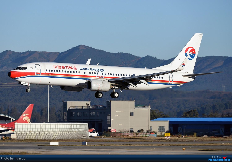 [原创]【KMG】继续。。。。。。继续。。。。。。 BOEING 737-800 B-5780 中国昆明长水国际机场