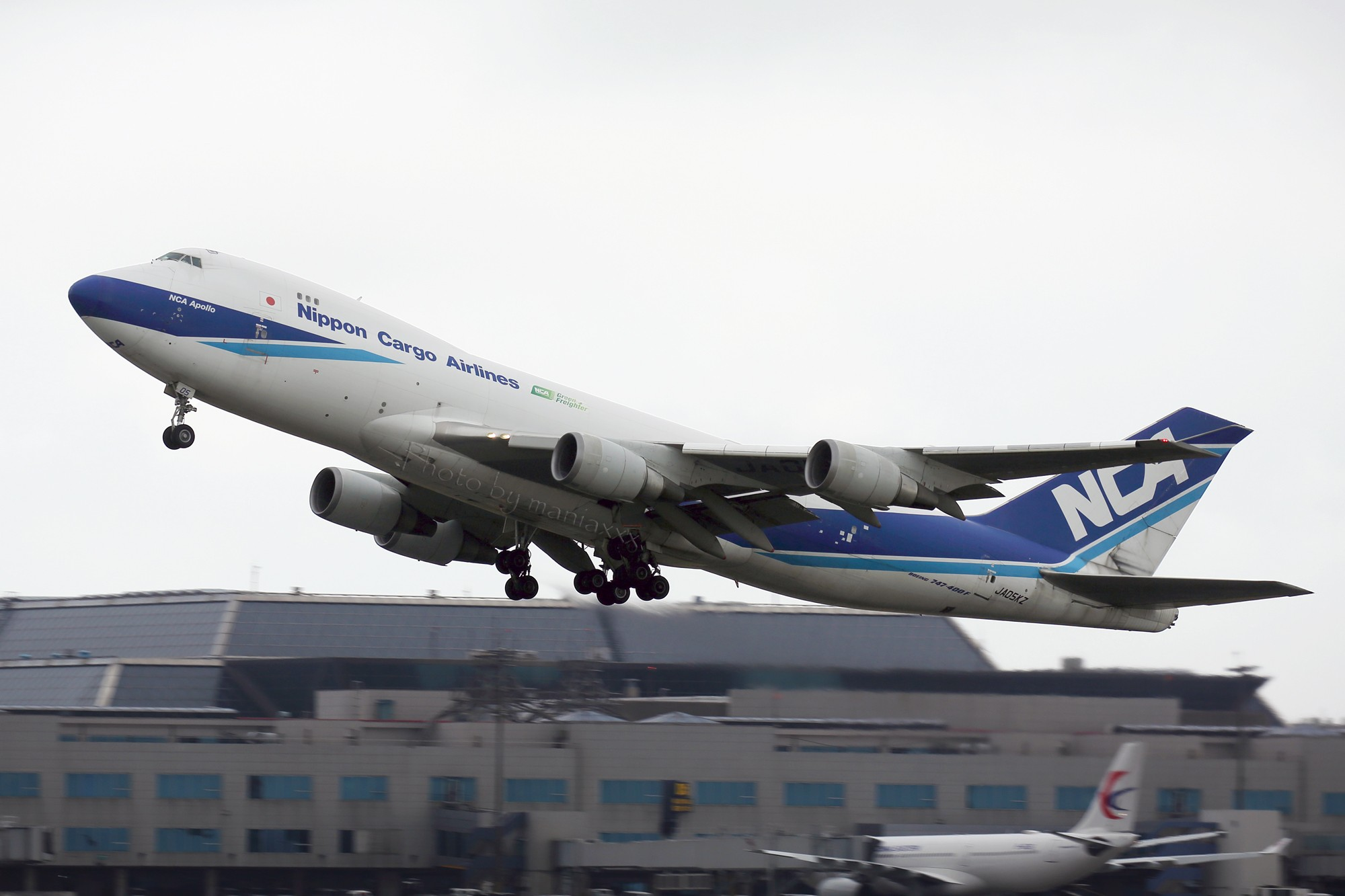 Re:[原创]【TPE+TSA两日拍机游】大卡狗一枚~~JA05KZ~AB面~~~~ BOEING 747-400F JA05KZ 中国台北桃园国际机场