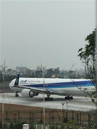 高崎机场拍机《小灰楼》