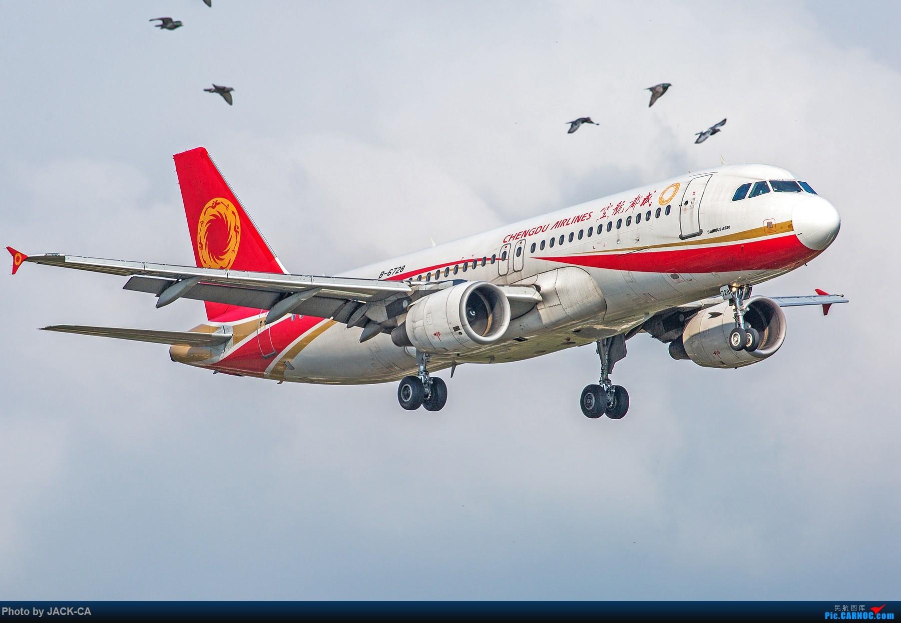 Re:[原创]【组图】很久不来了 冒个泡 5pics 1800*1200 AIRBUS A320-200 B-6728 中国北京首都国际机场