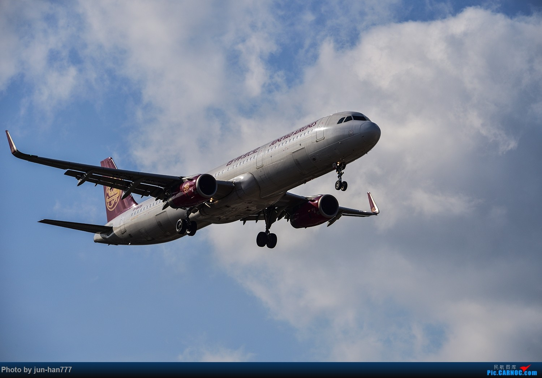 Re:[原创]难得好天上点A、B货 AIRBUS A321-200 B-8539