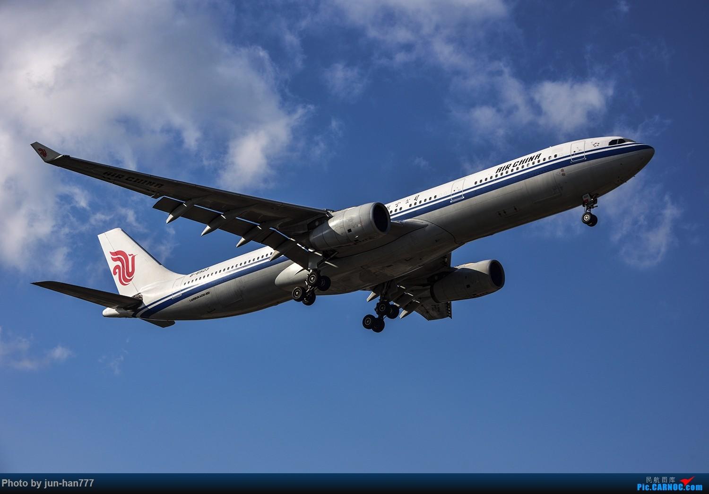 Re:[原创]难得好天上点A、B货 AIRBUS A330-300 B-6523