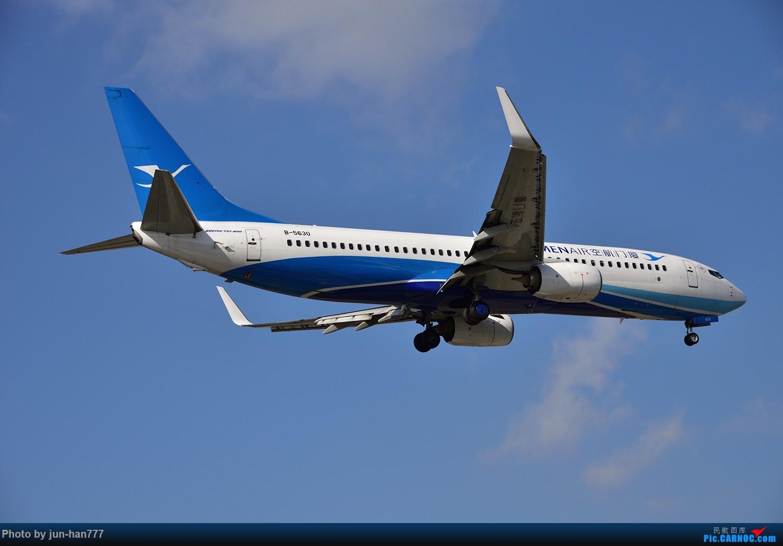Re:难得好天上点A、B货 BOEING 737-800 B-5630