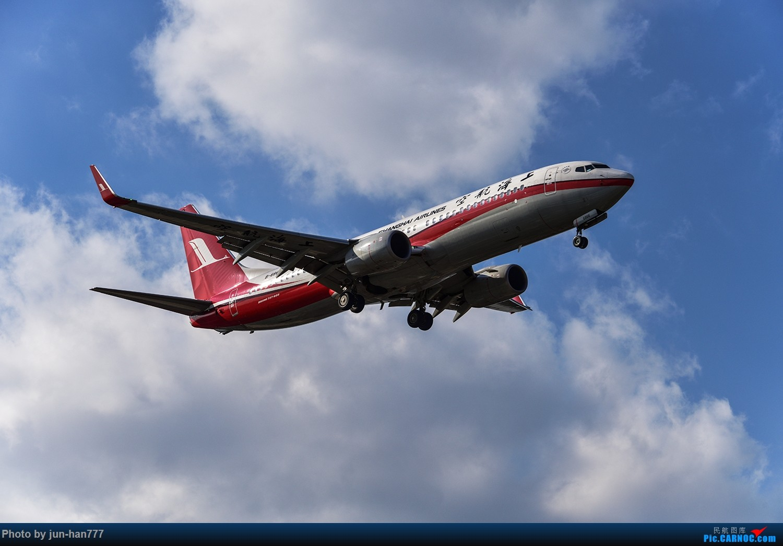 Re:[原创]难得好天上点A、B货 BOEING 737-800 B-6866