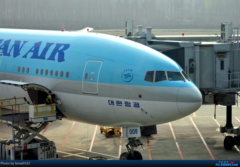 Re:[原创]【SHE沈阳-NRT成田】NH926解锁ANA767-300,遗憾!没来得及去观景台 BOEING 777-300ER HL8008 中国沈阳桃仙国际机场