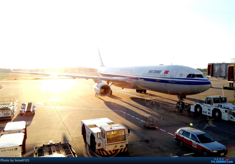 Re:[原创]【SHE沈阳-NRT成田】NH926解锁ANA767-300,遗憾!没来得及去观景台 AIRBUS A330-300 B-5946 日本东京成田机场