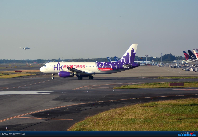 Re:[原创]【SHE沈阳-NRT成田】NH926解锁ANA767-300,遗憾!没来得及去观景台 AIRBUS A320-200 B-LCI 日本东京成田机场
