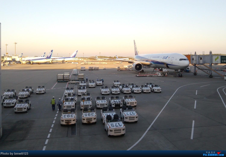 Re:[原创]【SHE沈阳-NRT成田】NH926解锁ANA767-300,遗憾!没来得及去观景台    日本东京成田机场
