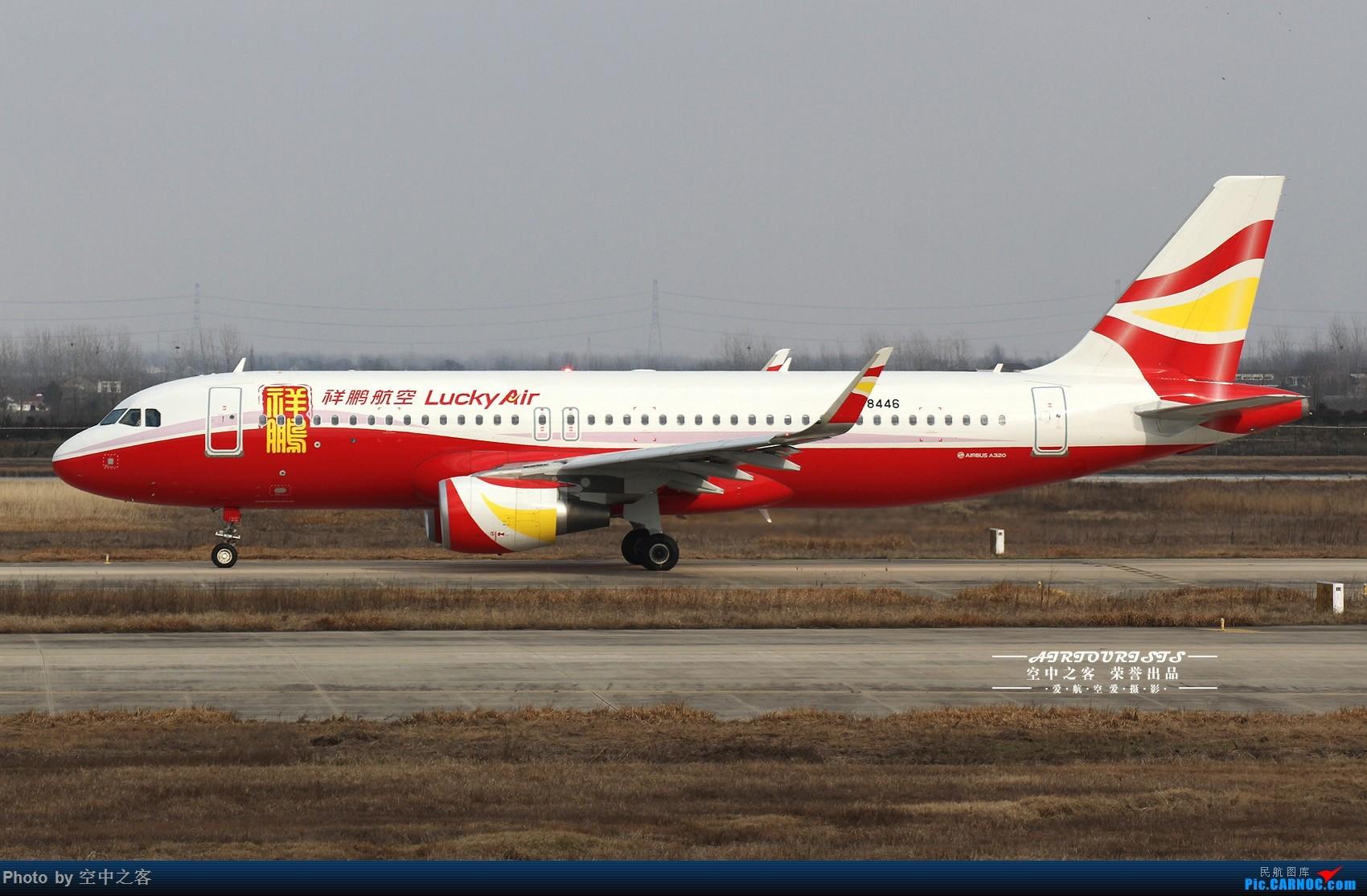 Re:[原创][合肥飞友会·霸都打机队·空中之客出品]有一只狮子有一只蒙牛...魔头大佬亲临新机场 AIRBUS A320-200 B-8446 合肥新桥国际机场
