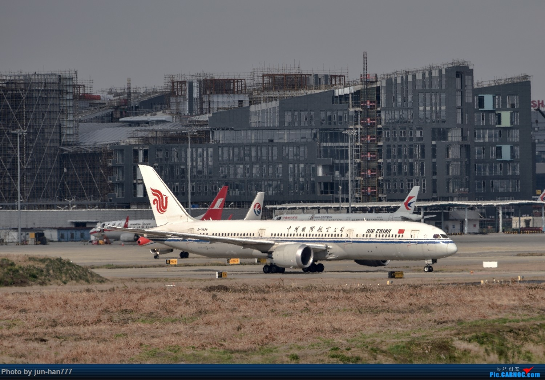 Re:[原创]远眺机场 BOEING 787-9 B-7878