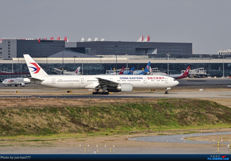 Re:[原创]远眺机场 BOEING 777-300ER B-2022