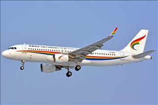 【合肥飞友会·霸都打机队】TIBET AIRLINES B-8418 A320-214SL