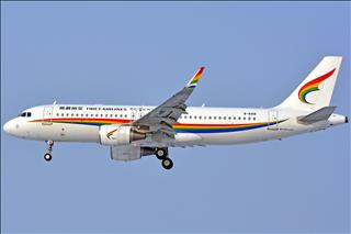 Re:【合肥飞友会·霸都打机队】TIBET AIRLINES B-8418 A320-214SL