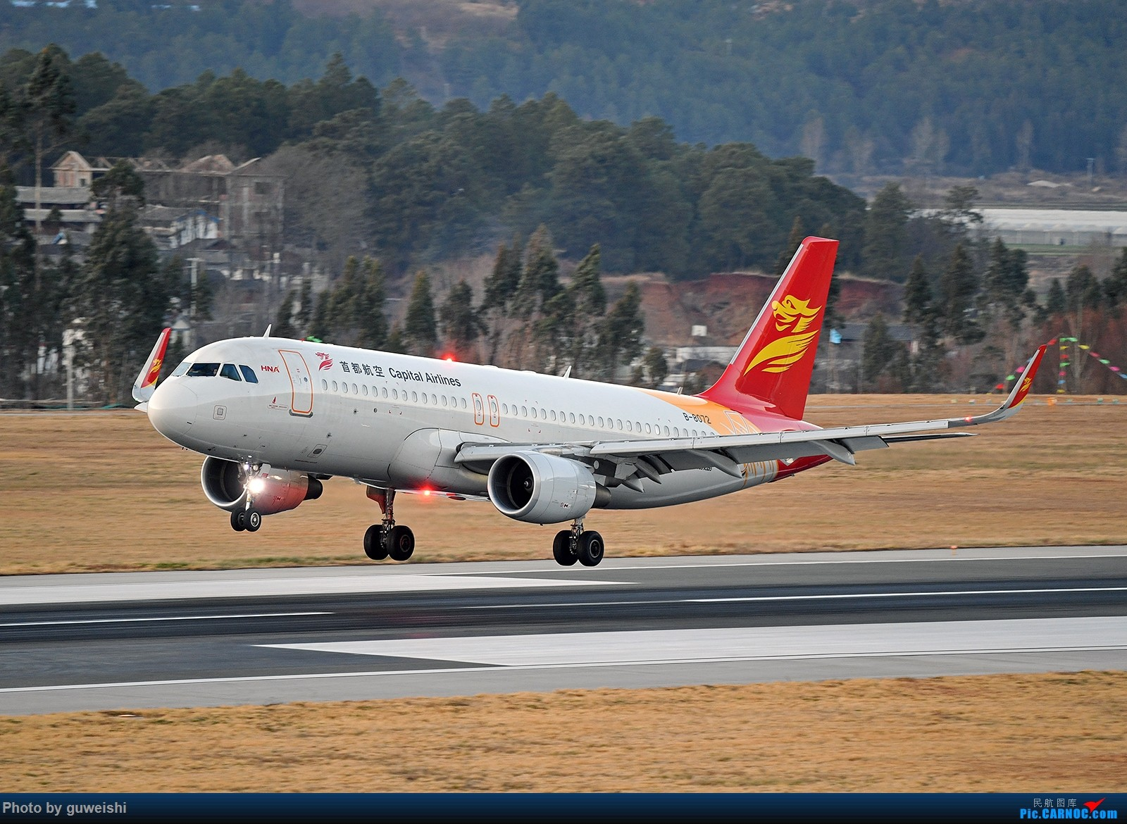 Re:[原创]【七彩天空】——雪山下的飞机,丽江三义半日拍 AIRBUS A320-200 B-8072 中国丽江三义机场