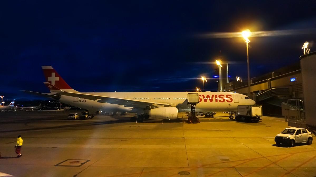 Re: [原创]【 环球十万公里 | 除了横跨太平洋 | 东欧西欧 | 中集 】 AIRBUS A330-300 HB-JHG 瑞士苏黎世机场
