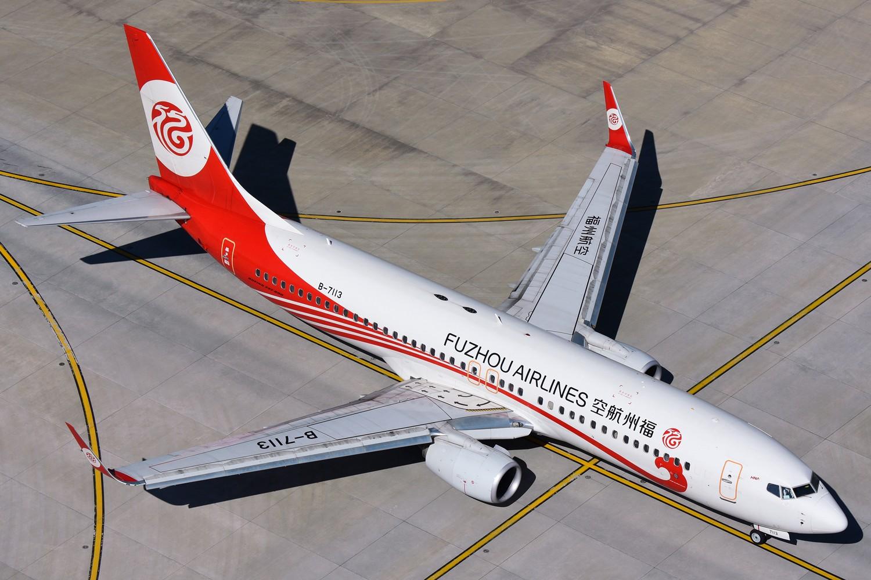 [原创]===Andrei===没有天空,只有地面——模型照两张 BOEING 737-800 B-7113 中国昆明长水国际机场