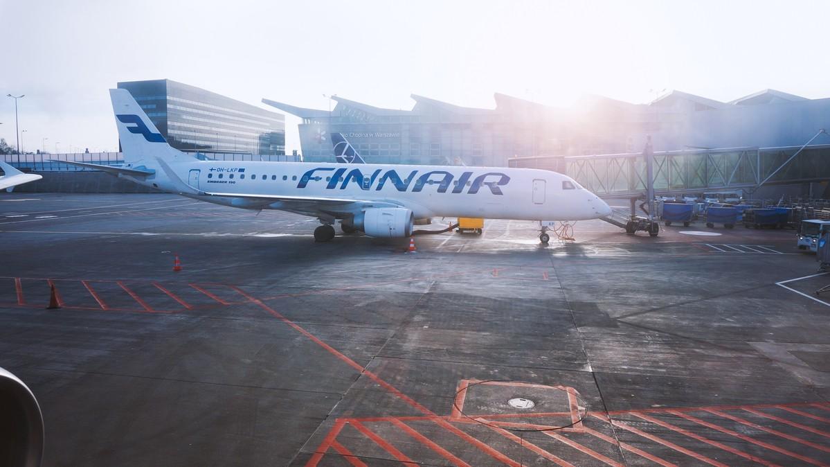 Re: [原创]【 环球十万公里 | 除了横跨太平洋 | 东欧西欧 | 中集 】 EMBRAER ERJ-190LR OH-LKP 波兰华沙萧邦机场