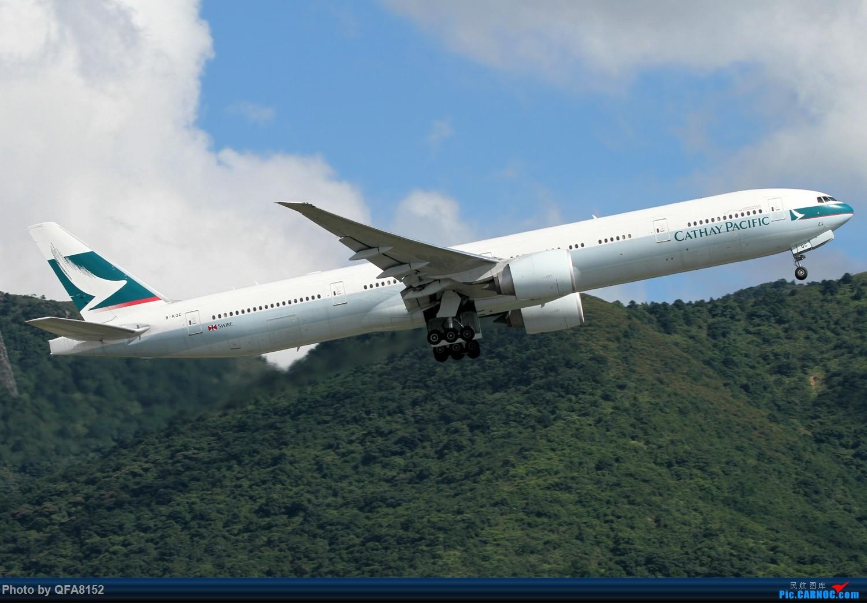 Re:[原创]冒泡 BOEING 777-300ER B-KQC 中国香港国际机场