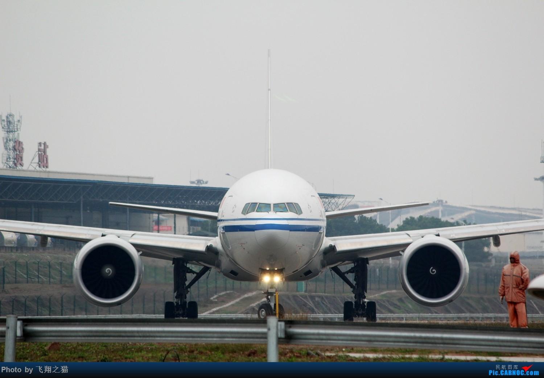 Re:[原创]2017CKG春运合集之一(微笑,星星,火热齐聚山城) BOEING 777-300ER  重庆江北国际机场