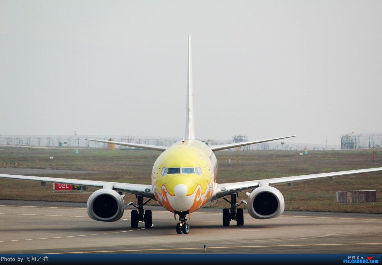 Re:[原创]2017CKG春运合集之一(微笑,星星,火热齐聚山城) BOEING 737-800  重庆江北国际机场